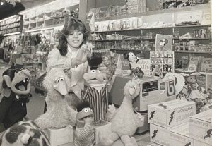 The John Purnell Toy Store, in Belconnen Mall, charnwood ACT 2615