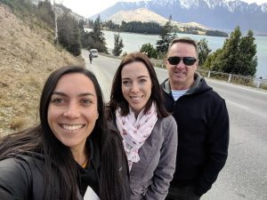 Team McCormack at a real estate conference in Queenstown, New Zealand.
