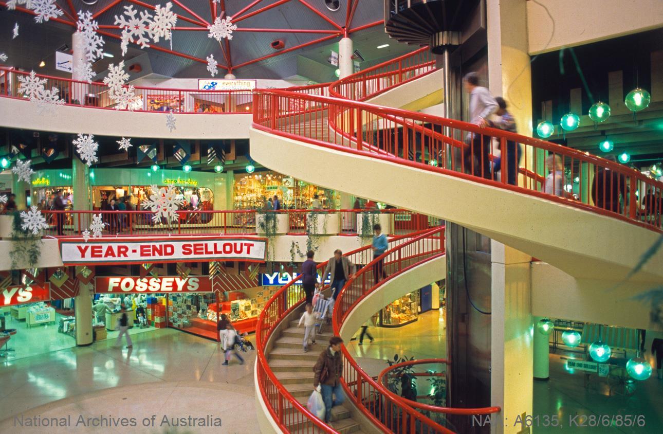 Belconnen mall westfield - hayman partners